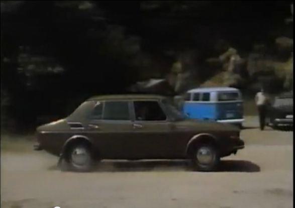 Saab 99 im Tatort von 1974