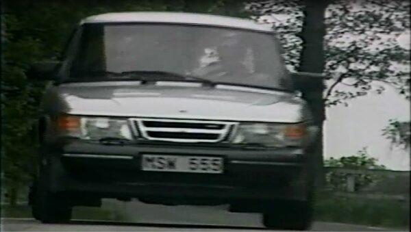 Saab Scania Film von 1989