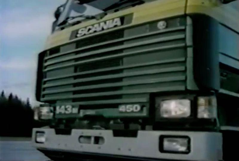 Saab-Scania bildfilm 1989
