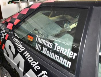 Finales Team: Tenzler - Weinmann