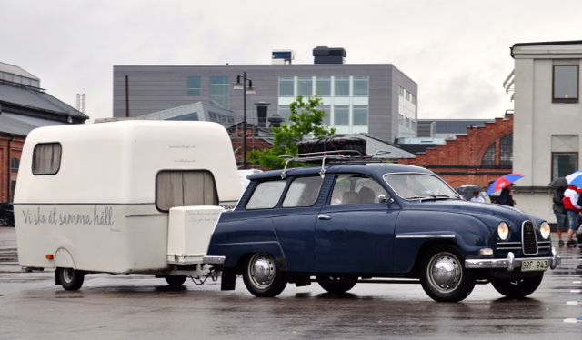 Trollhattan 2010: Saab con Saabo