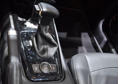 Doppelkupplungsgetriebe und Startknopf