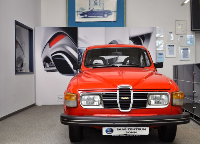 Klassiker: Saab 96 aus dem Besitz der Familie Kunert