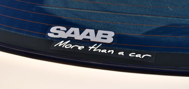Saab more than a car, what else?