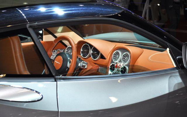 Geneva Motor Show  The comeback Spyker B6 Venator - SaabBlog