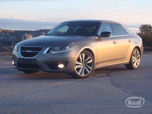 Singel Auktion: Saab 9-5 med 245 PS Powerdiesel