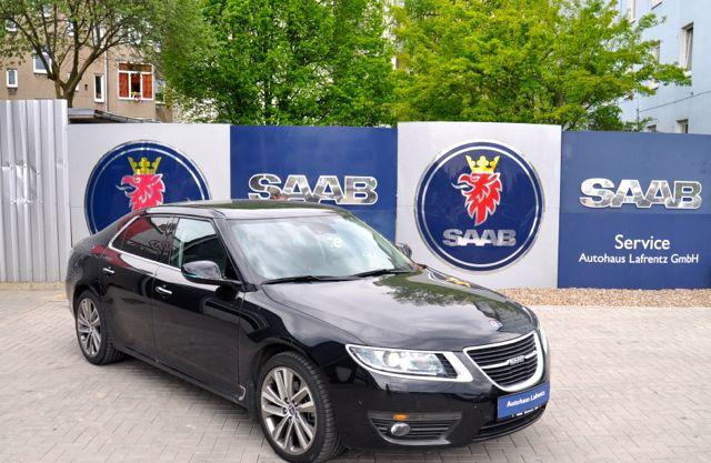 Saab 9-5 II mit Start/Stop Automatik