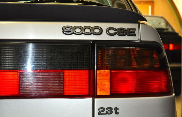 Anniversario del progetto Saab 9000 CSE