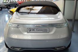 Apenas um sonho: Saab 9-X Convertible Concept