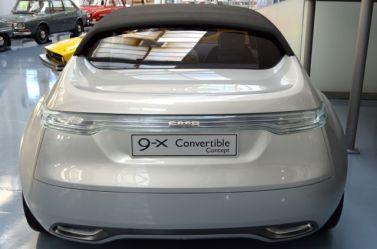 Просто мечта: Saab 9-X Convertible Concept