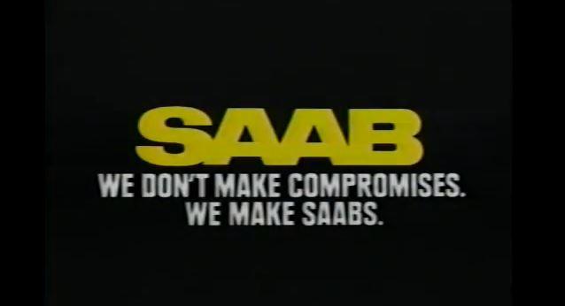 SAAB 9000 Video