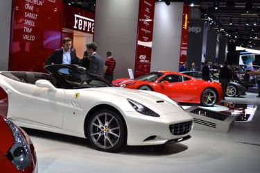Kult från Italien: Ferrari