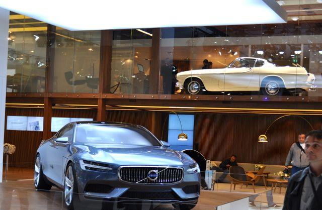 Volvo alla IAA: originale e studio