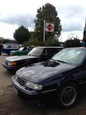 Saab 900 e Saab 9000