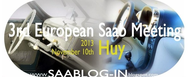 Saabhuy 2013, Saab möte