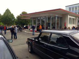 Impressões em postos de gasolina