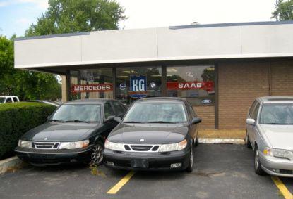 Обслуживание Saab в Чикаго