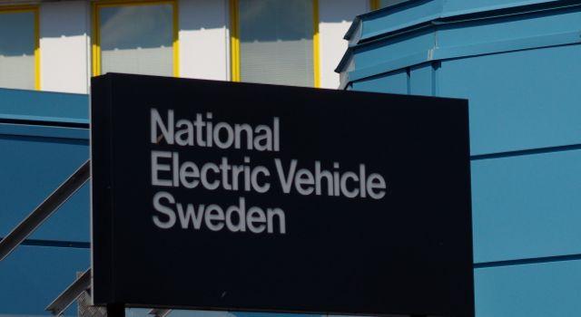 Vehículo eléctrico nacional Suecia AB