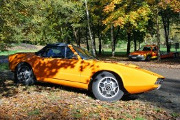 Saab Sonett Roadster