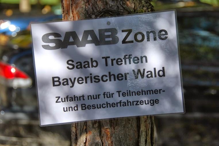 Saab Zone...
