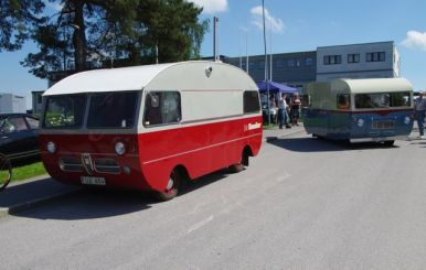 Campistas de Saab