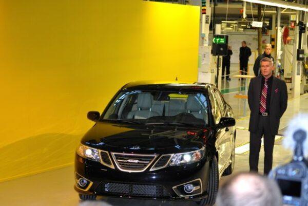 NEVS Saab Nr.1