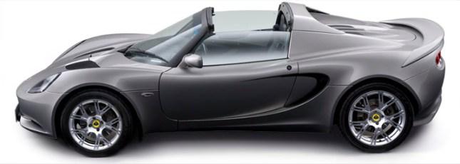 Lotus Elise как модель для нового сонета Saab?
