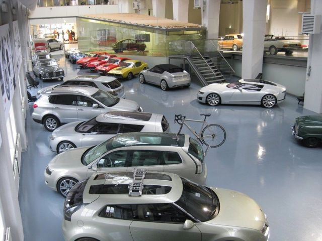 Saab Bil Museum