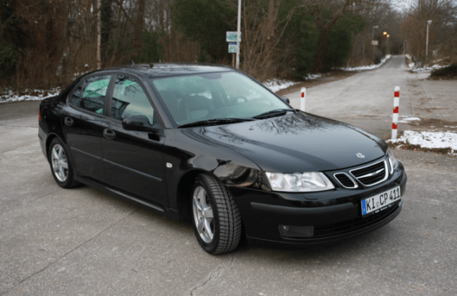Saab 9-3 by Conny