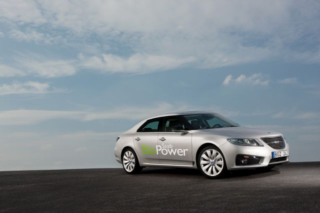 Saab 9-5 NG Bio Power