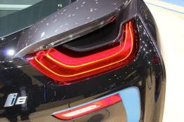 Híbrido enchufable BMW i8 @ 2014 saabblog.net