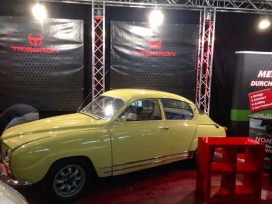 Saab 96 V4 Monte Carlo