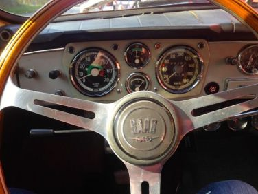 Saab 96 V4 en el Techno Classica en Essen