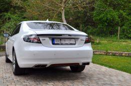 Saab 9 5 NG BioPower