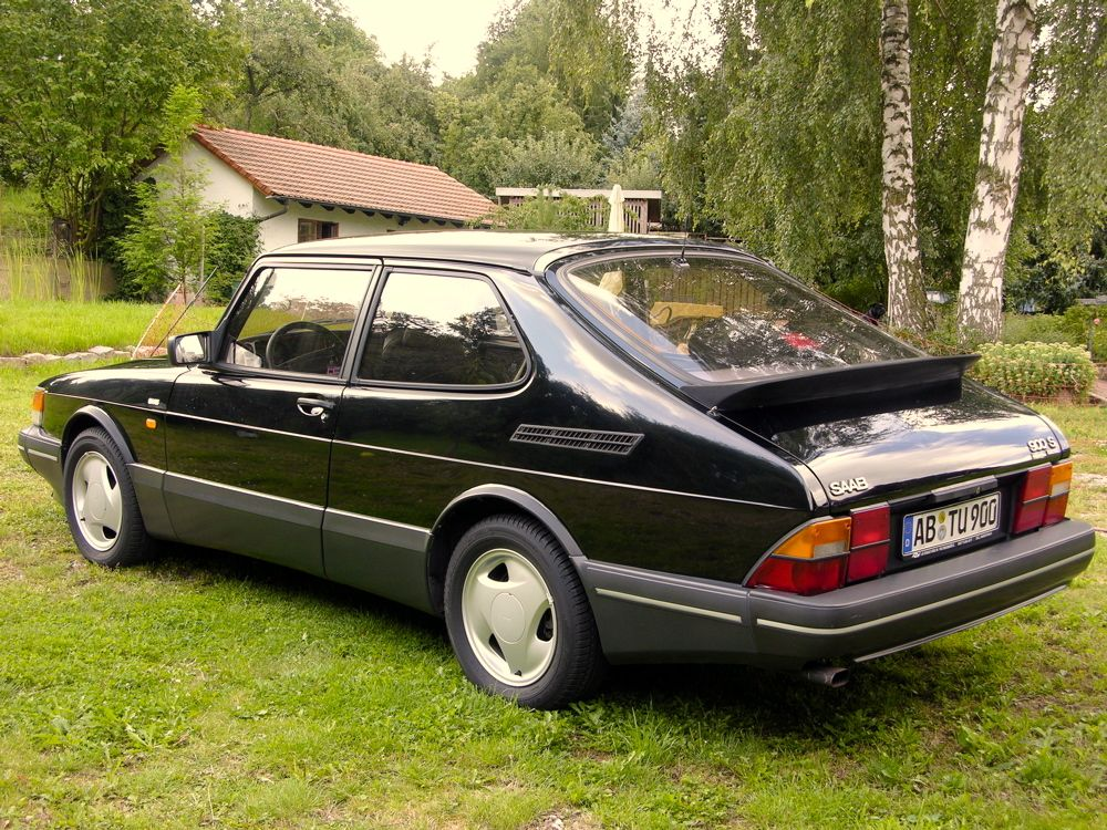 Saab 900 S Coupe, Nummer 3 von 3. Verkauft 2008