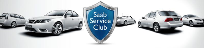 Der Saab Service Club für Deutschland und Österreich kommt.