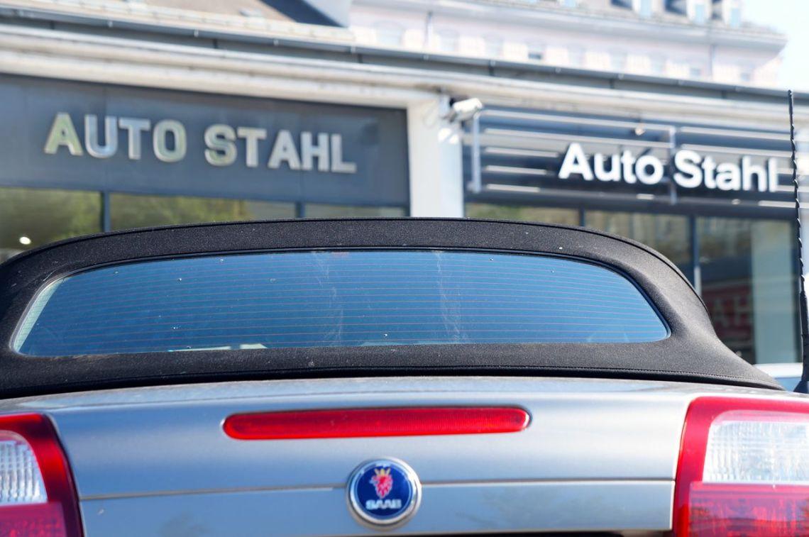 Mais Saab em Auto Stahl