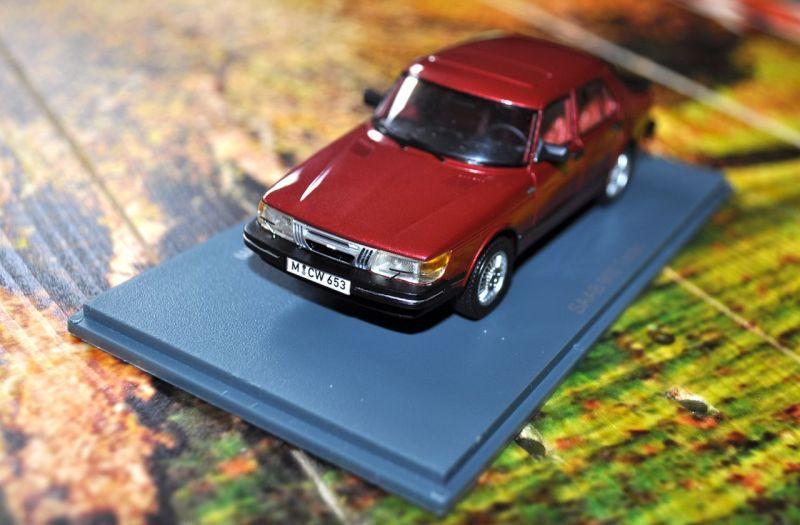 Saab 900 1982 - 300 pcs © 2014 saabblog.net