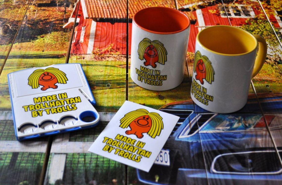 Troll Set zu gewinnen! ©2014 saabblog.net