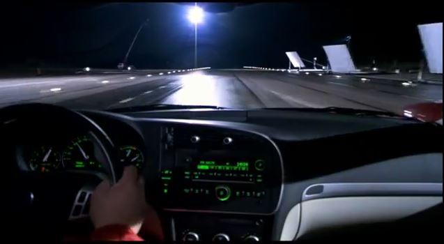 Saab Performance Team presso Tullinge Airfield