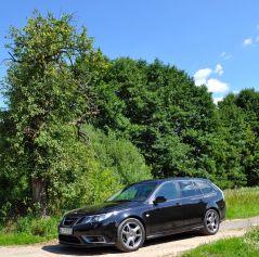 Saab Turbo X Sportkombi @2014 saabblog.net