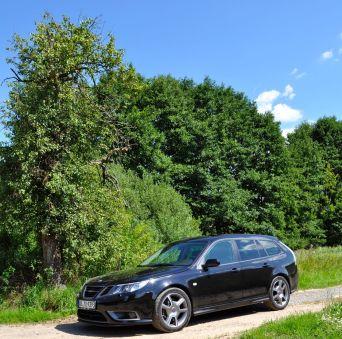 Saab Turbo X Sportkombi @ 2014 saabblog.net