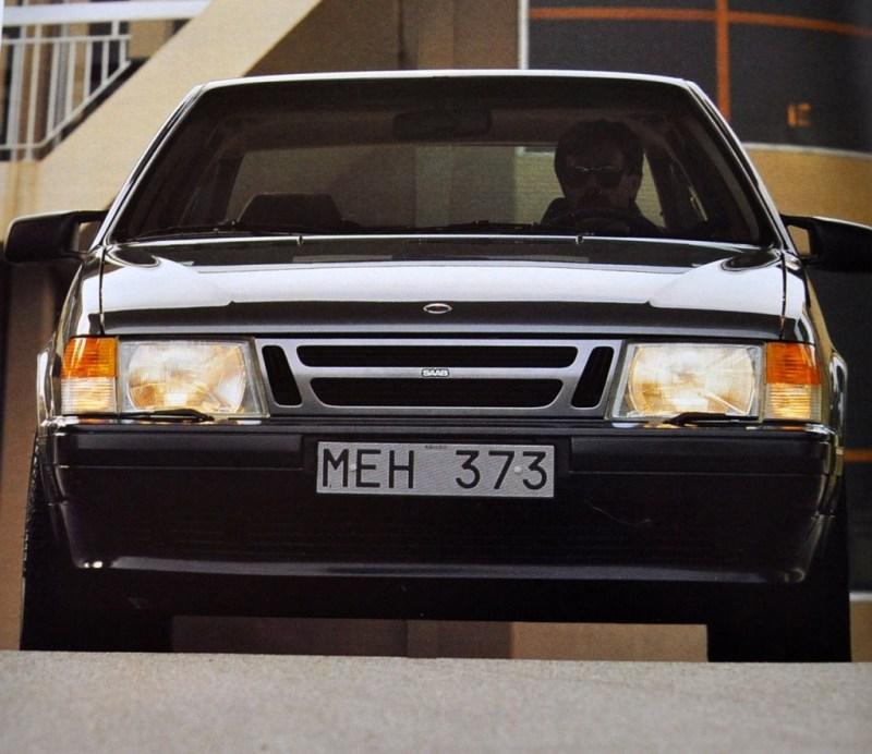 Saab 9000 CC, 30 Jahre Publikumspremiere