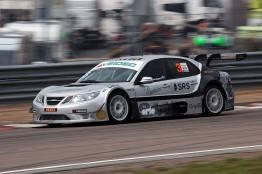 Saab 9-3 Team Tido. Immagine: Team Tido