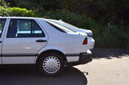 Dos veces Saab, dos veces hatchback. Por ... © 2014 saabblog.net