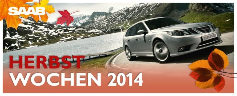 Saab Autumn Week 2014