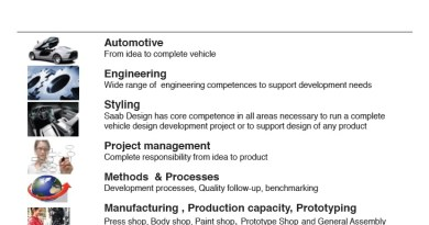 Services fournis dans le cadre du scénario B.