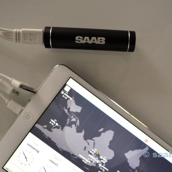 Saab Power Bank