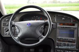 Cockpit med stor ergonomi