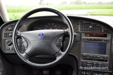 Cockpit mit toller Ergonomie